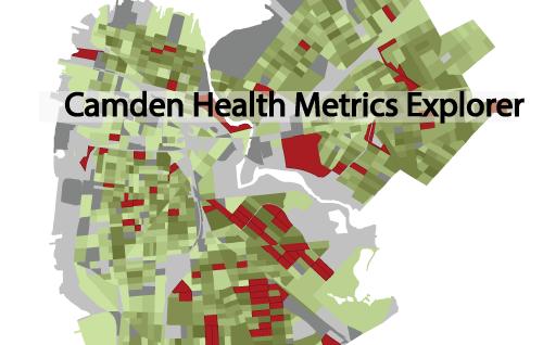 Camden Health Metrics Explorer