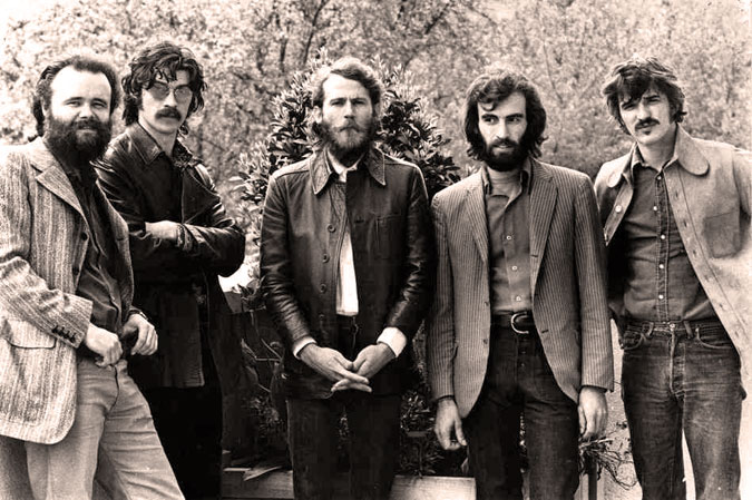 The Band - quintessential Roots Rock/Americana the 60s badly needed.