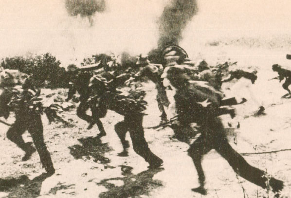 Another day, another North Vietnamese offensive.