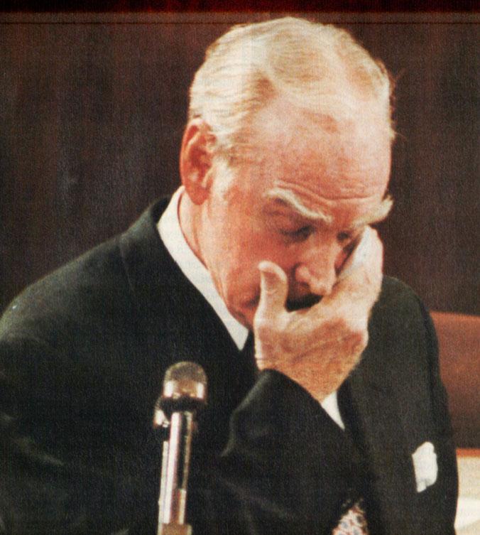 Speaker Jim Wright - Ethics as Kryptonite.