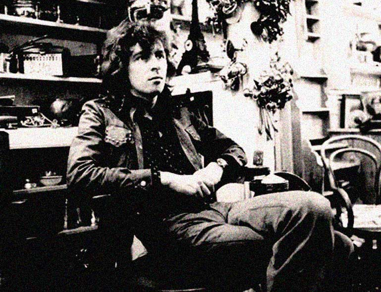 Al Stewart - part of the Folk revival in the 1960s and 70s, and then rocked it up a bit.