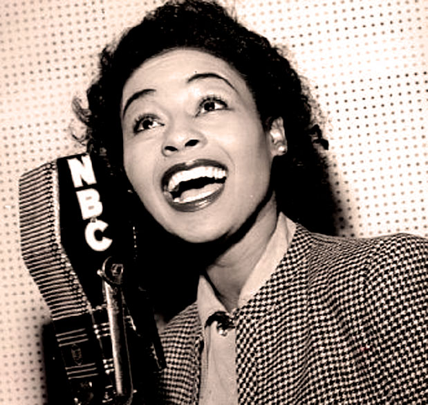 . . .and a few notes from the legendary Thelma Carpenter.
