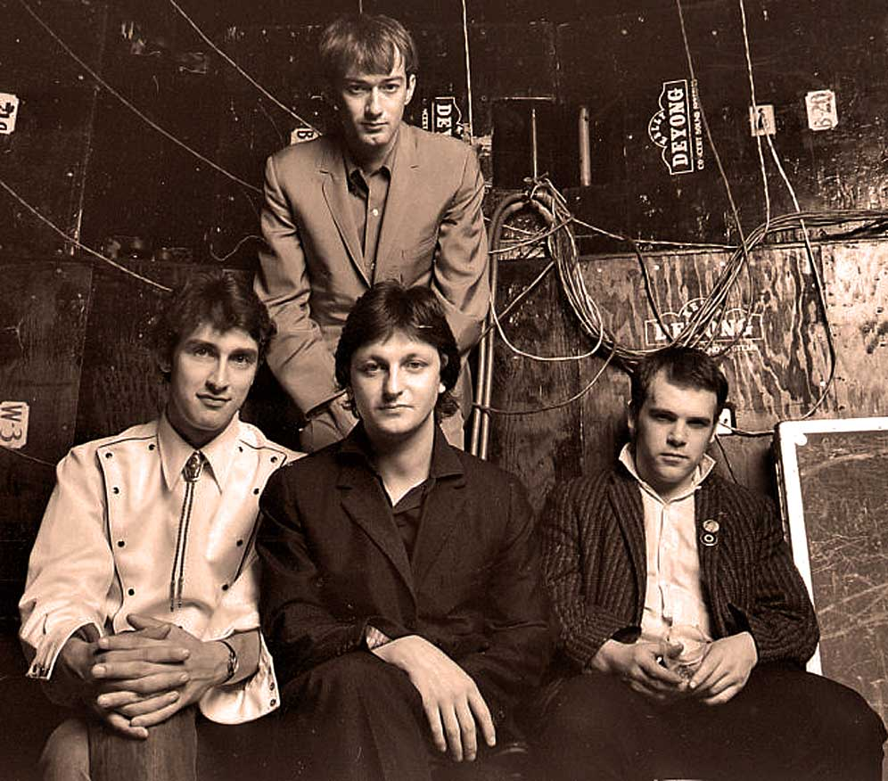 Gang Of Four - Helping put Post-Punk on the map.