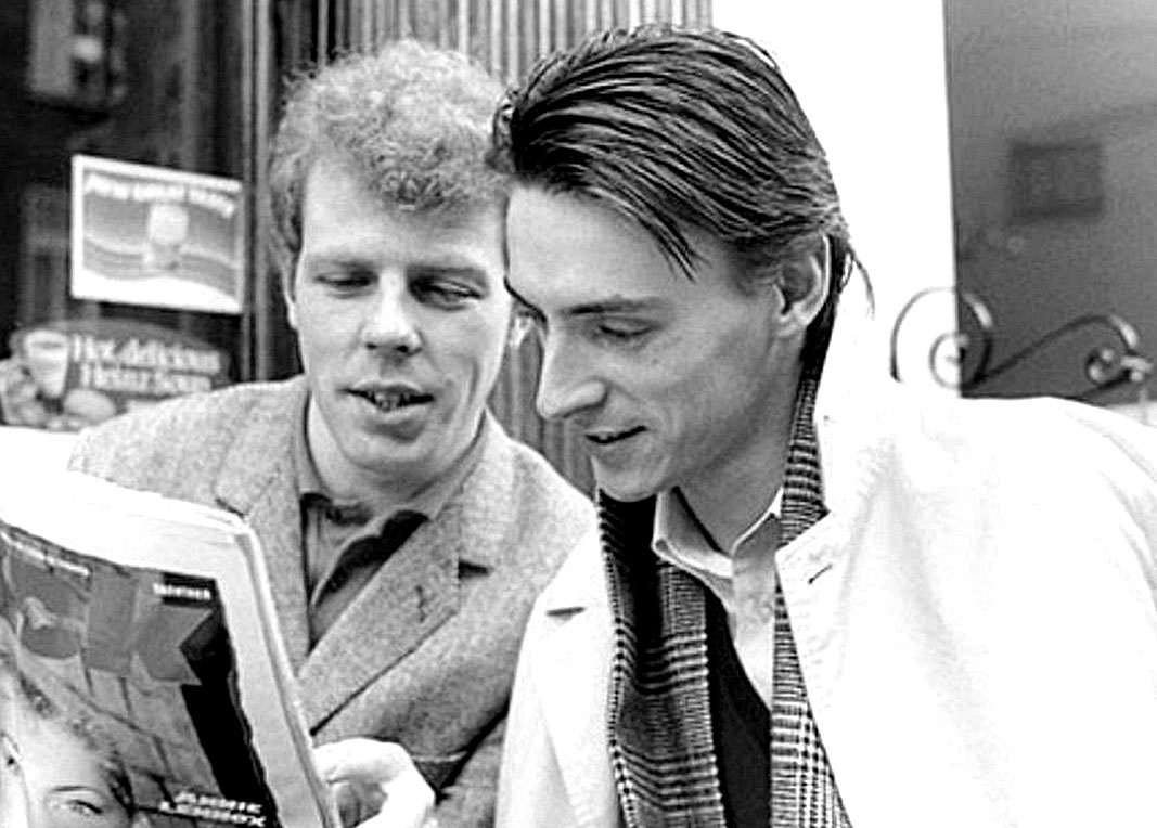 The Style Council , Live In Amsterdam , 1983 , Past Daily