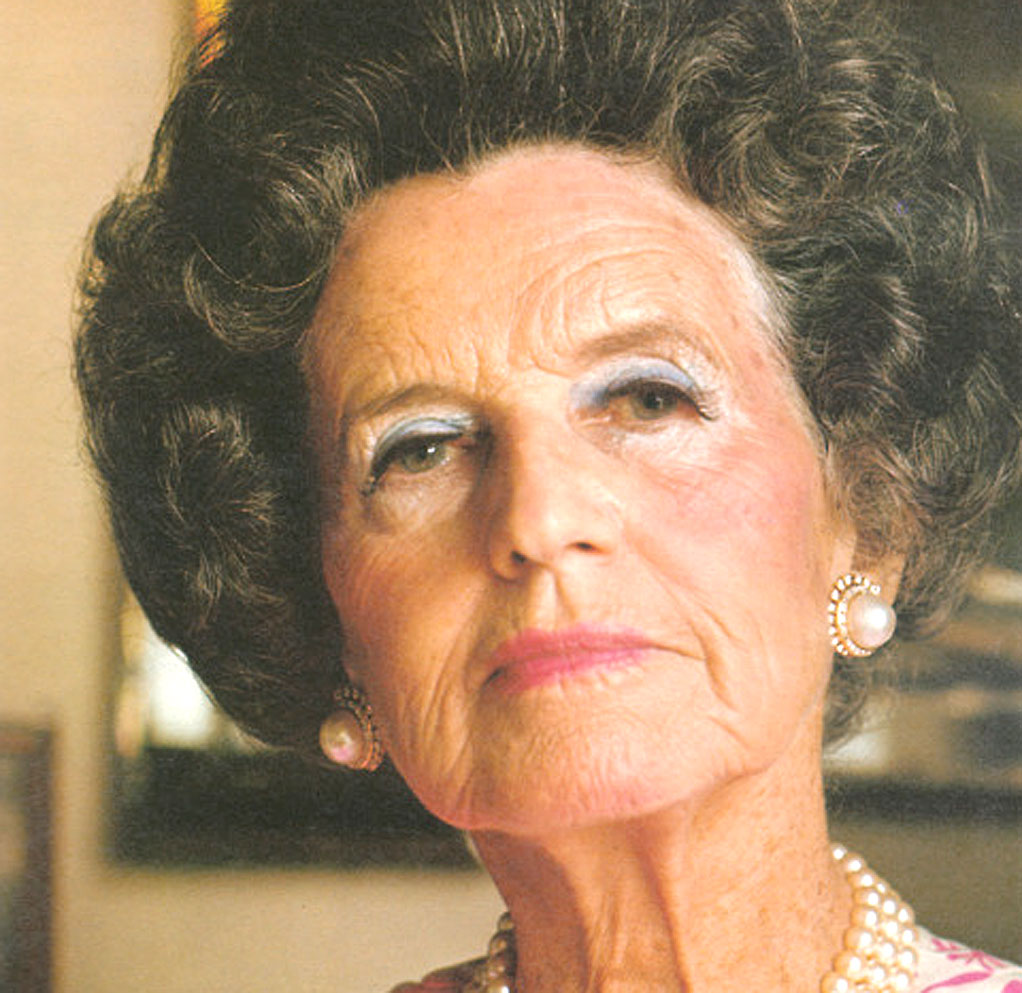 Rose Kennedy (July 22, 1890-January 22, 1995) - saw more than her fair share of triumphs and tragedies.