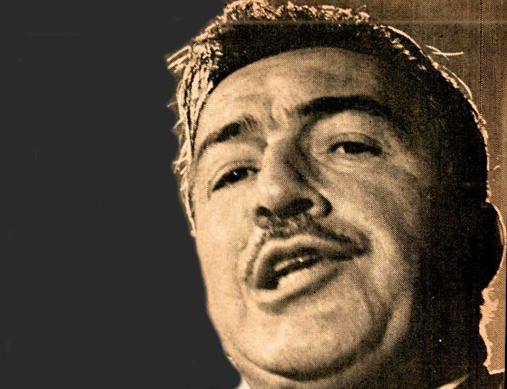 """Adam Clayton Powell - """"As long as it is within the law, it's not wrong.; if the law is wrong, change the law""""."""