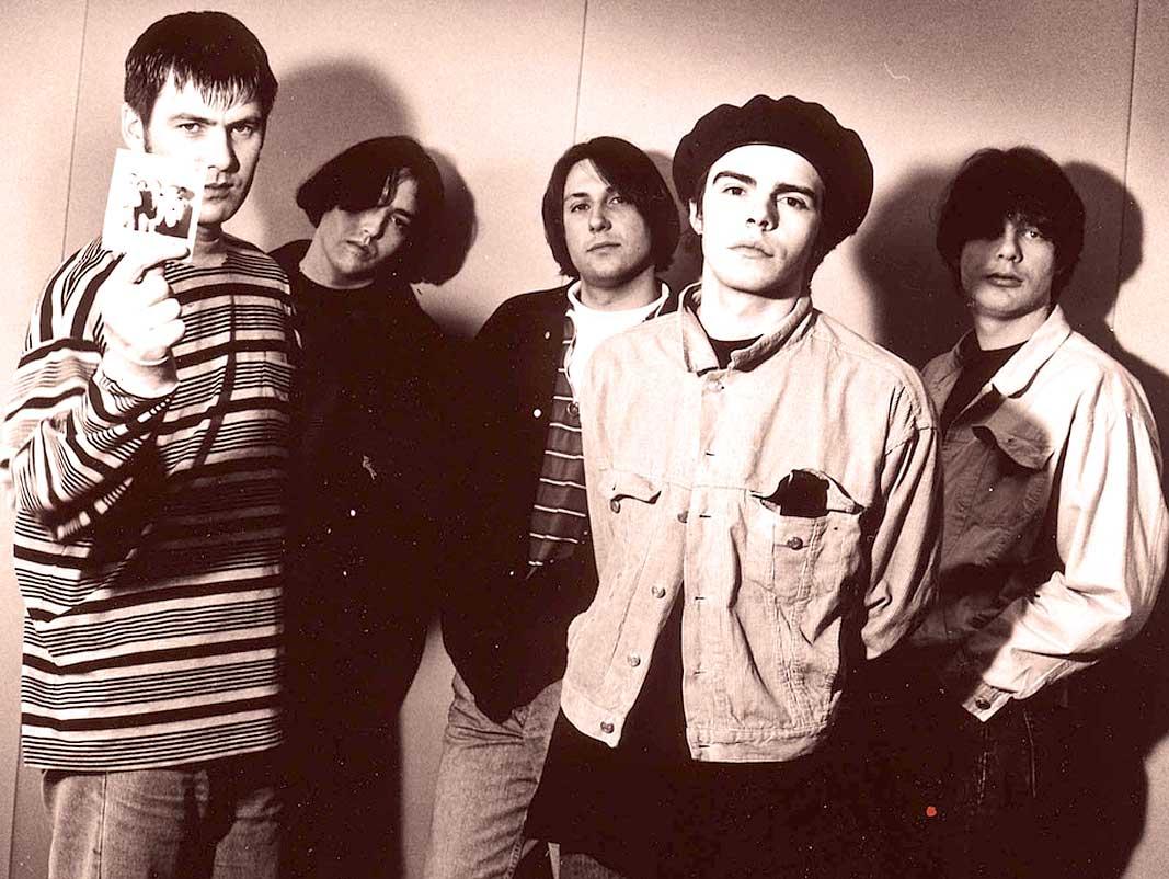 The Charlatans - Desert Island band.