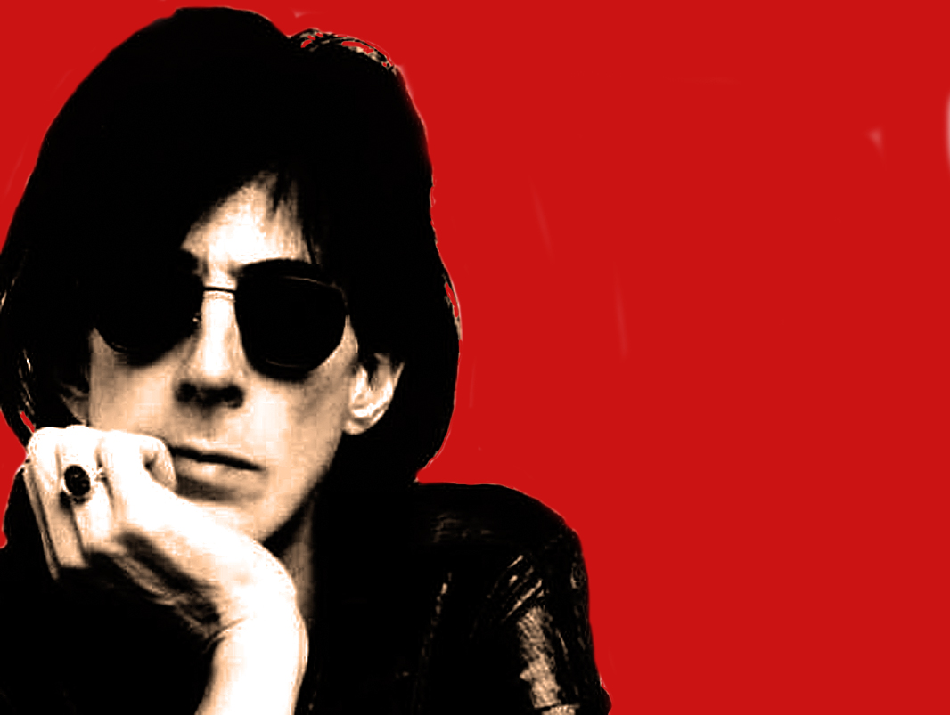 The Cars' very own Ric Ocasek.