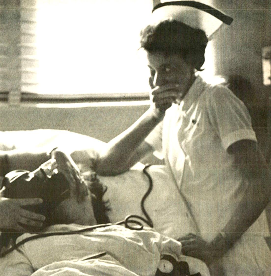 Hospital 1940s