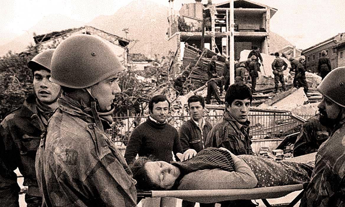 Friuli Italy Earthquake 1976