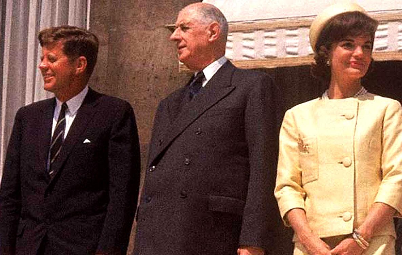 June 2, 1961 - Kennedy's In Paris