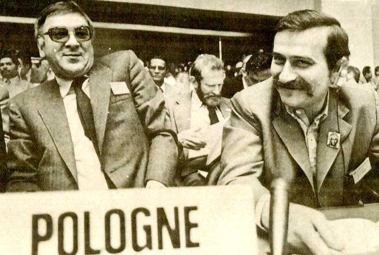 June 2, 1981 - Lech Walesa
