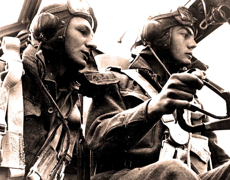 Polish RAF Pilots - World War 2