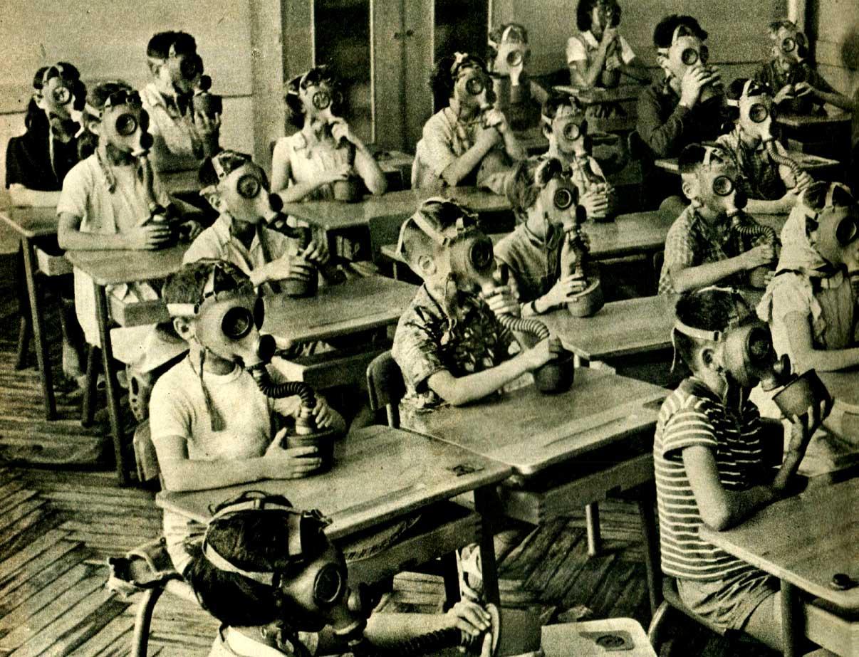 Classroom 1950s