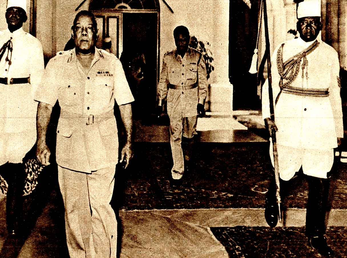 Gen. Abboud of Sudan