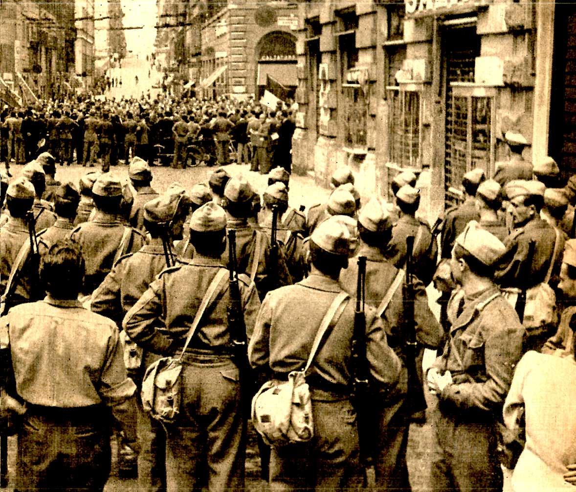 Rome - November 1947