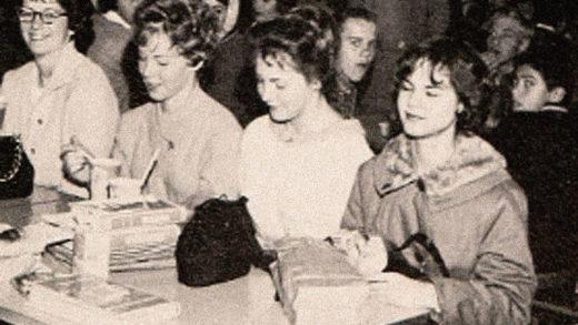 San Francisco Teenagers 1961