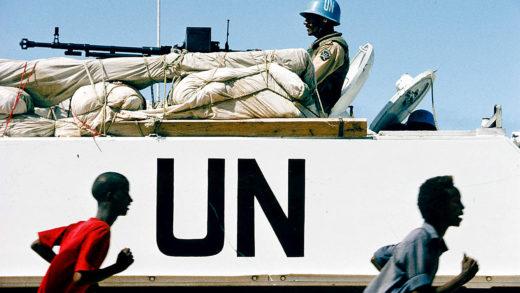 UN Troops in Somalia