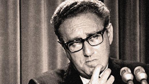 Henry Kissinger - Press Conference