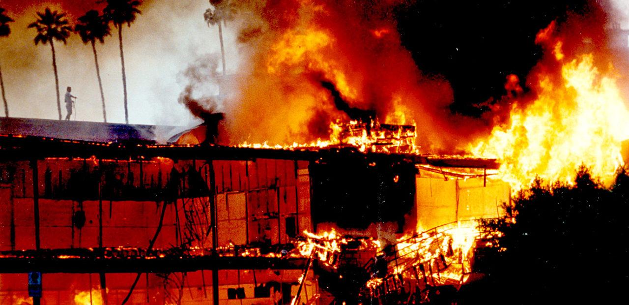 Los Angeles - April 29-May 4, 1992
