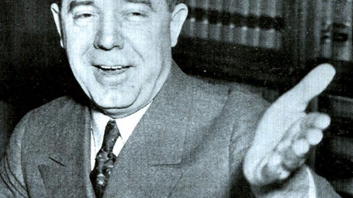 Huey Long - Bonus Bill Address 1935