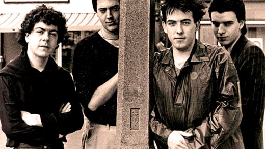 The Cure - in session for John Peel 1979