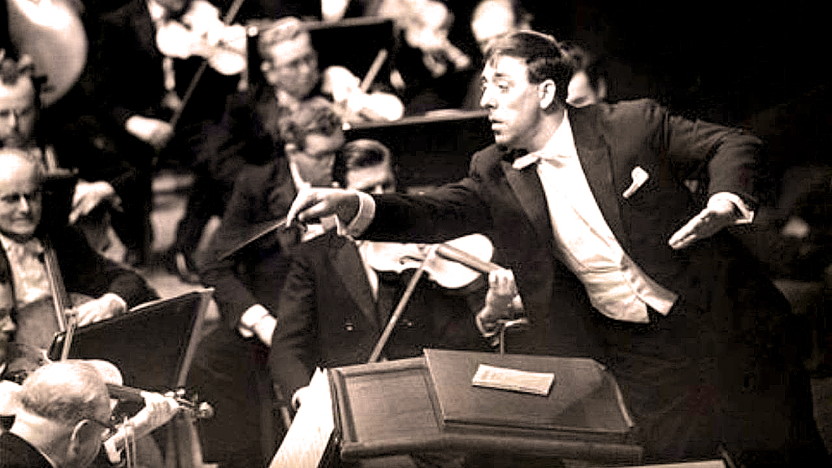 Otmar Suitner - conducts the BSO this week