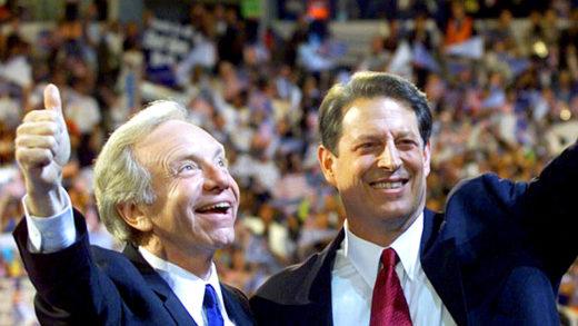 Al Gore - Joe Lieberman