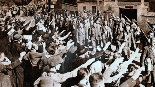 Sudeten Germans - September 1938