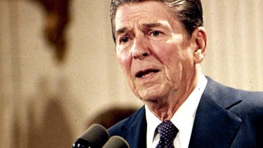 President Reagan -Press Conf. 1983
