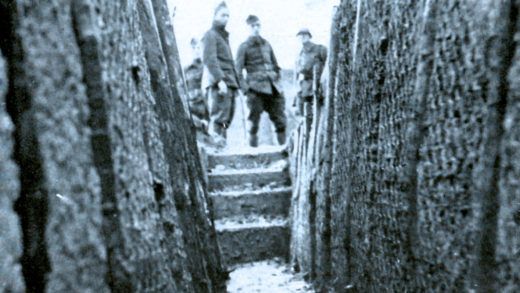 Trenches on the Western Front