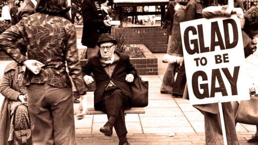 Gay March - London