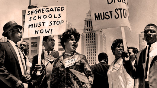 L.A. and The Civil Rights movement in 1965