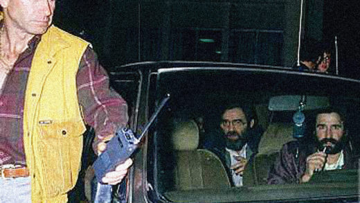 French former Hostage Aurel Cornea