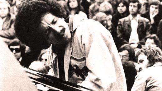 Keith Jarrett - live in Paris - 1972