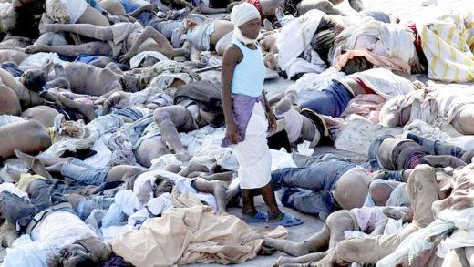 Haiti Earthquake - Jan.13, 2010