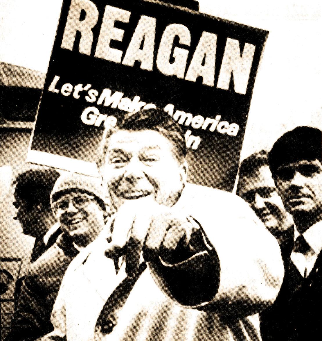 Ronald Reagan - New Hampshire