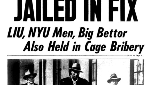 College Basketball Scandal - 1951