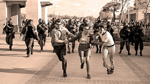 Student Protests - 1970