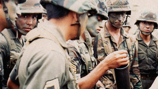 Honduras - March 1988