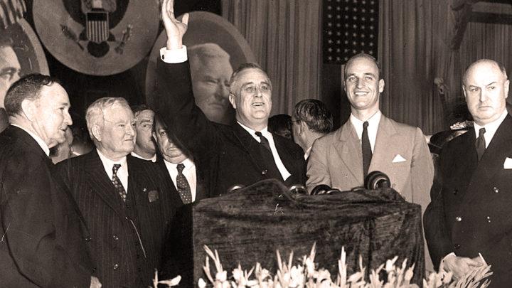 FDR - 1936 Democratic Convention