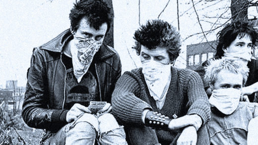 Crisis in session - John Peel 1978