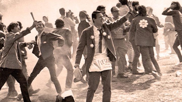 Chicago - Democratic Convention 1968