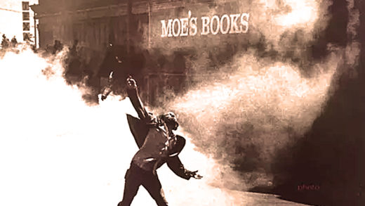 Berkeley - People's Park protest 1969