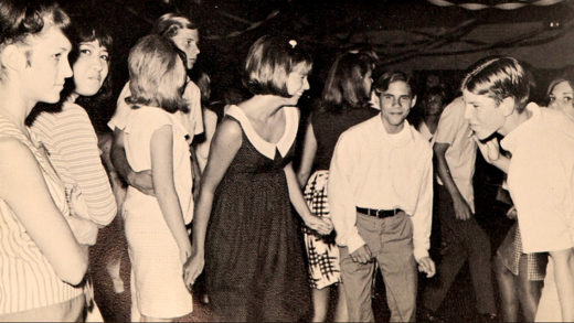 Sports Night - Palm Springs 1965