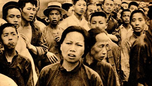 Shanghai under attack - Sept. 11, 1937