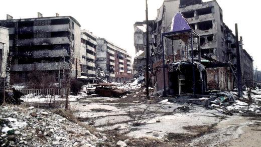 A treatise on Balkan misery