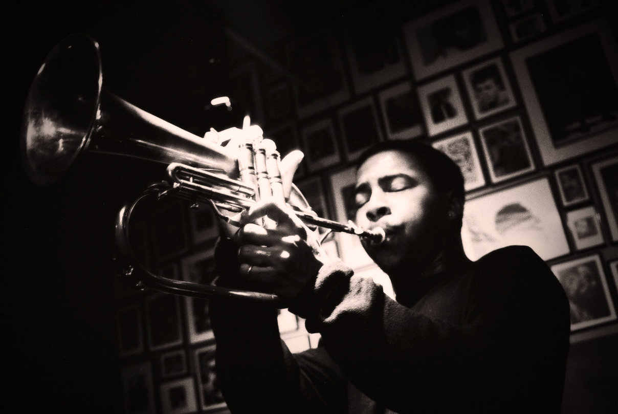 Roy Hargrove - live in Detroit - 2016