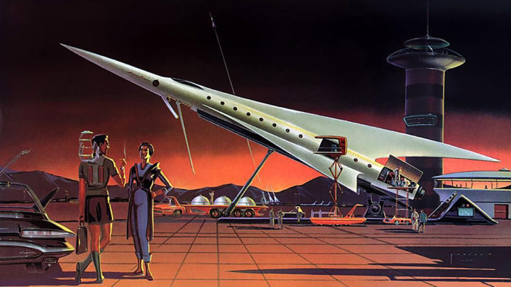 2000 as imagined in 1956