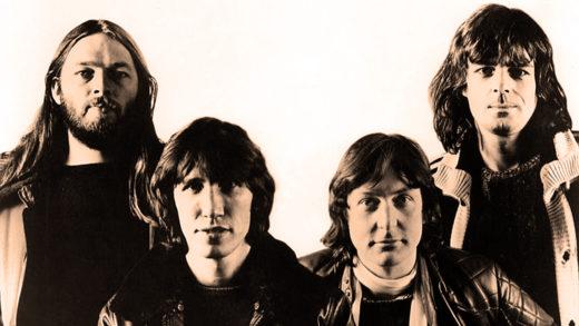 Pink Floyd - Paris Theatre - 1970